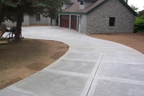Usages of concrete